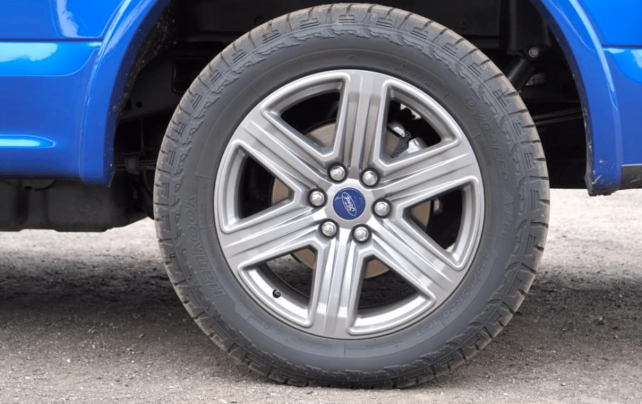 ford-trucks.com 2018 Ford F-150 Power Stroke Diesel TFL Truck Ike Gauntlet