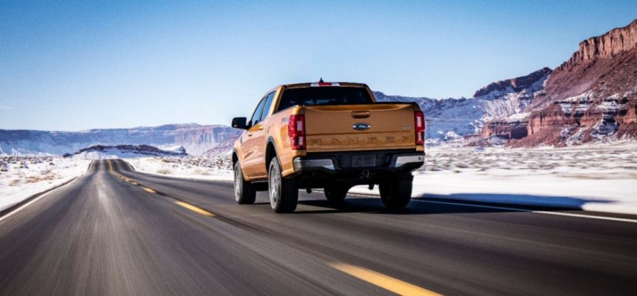 2019 Ford Ranger Engine Specs and MPG