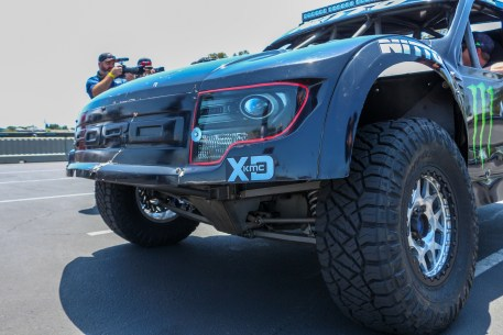 Ford-trucks.com Ford Raptor F-150 Truck Casey Currie TORC Nitto Tire Auto Enthusiast Day