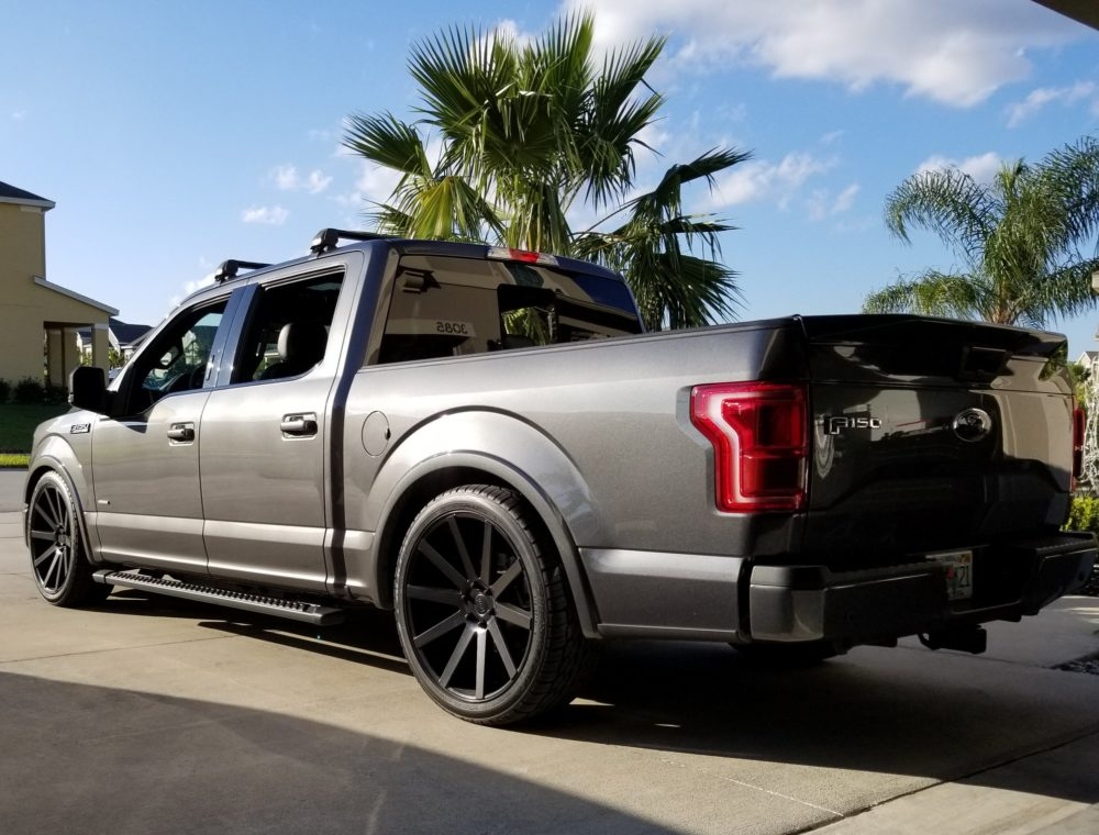 Build A Ford Truck >> Ford F 150 Build Puts The Sport Back In Sport Truck