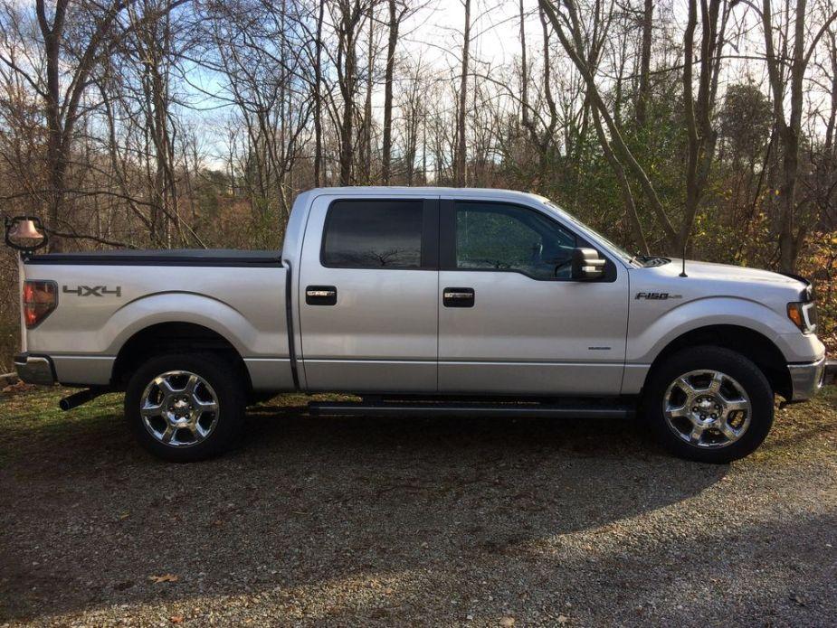 2013 Ford XLT EB
