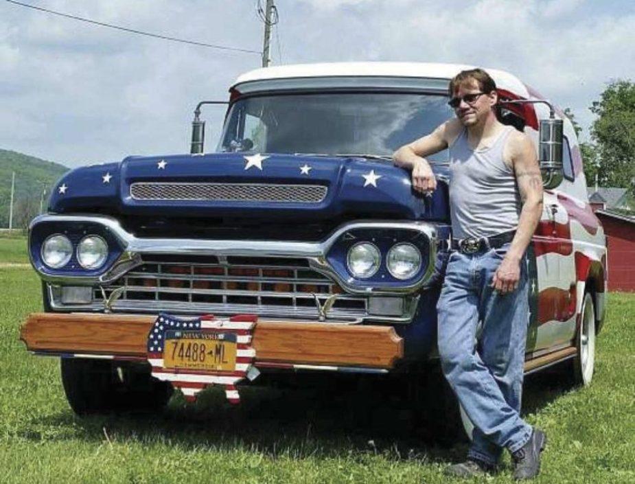 1959 All-American Ford Panel Van