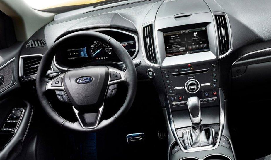Ford Edge Dash