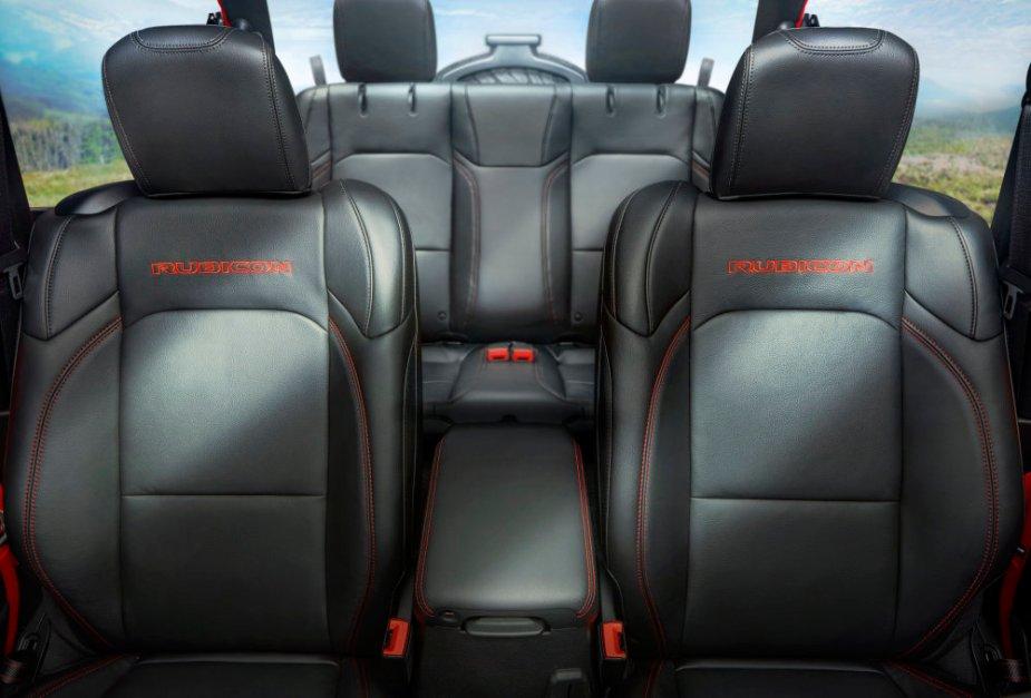 Wrangler Seats