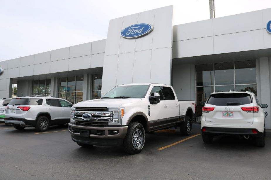 Ford Truck Dealership