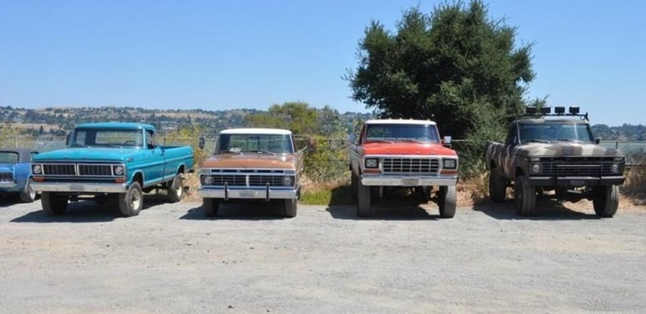 Ford F-Series group