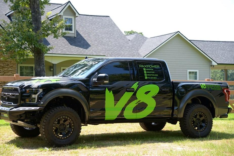 V8Raptor