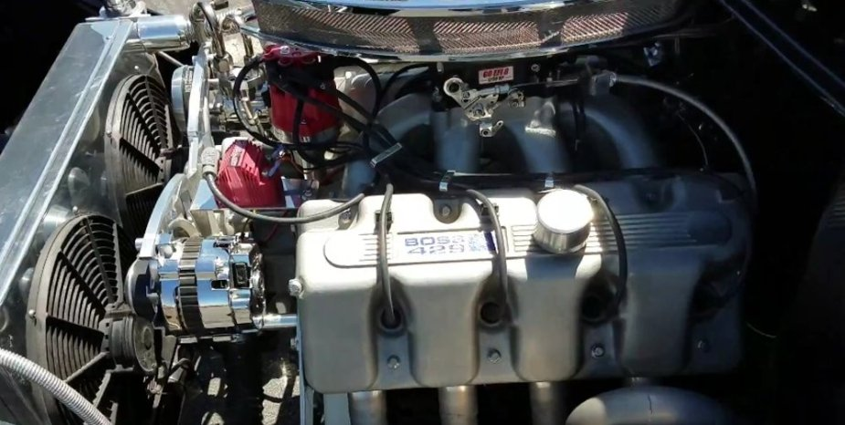 F-100 Boss 429 Engine