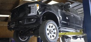 Stock Ford F-250