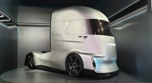 Ford F-Vision Front
