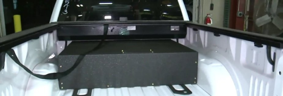 Ford F-150 Battery Location