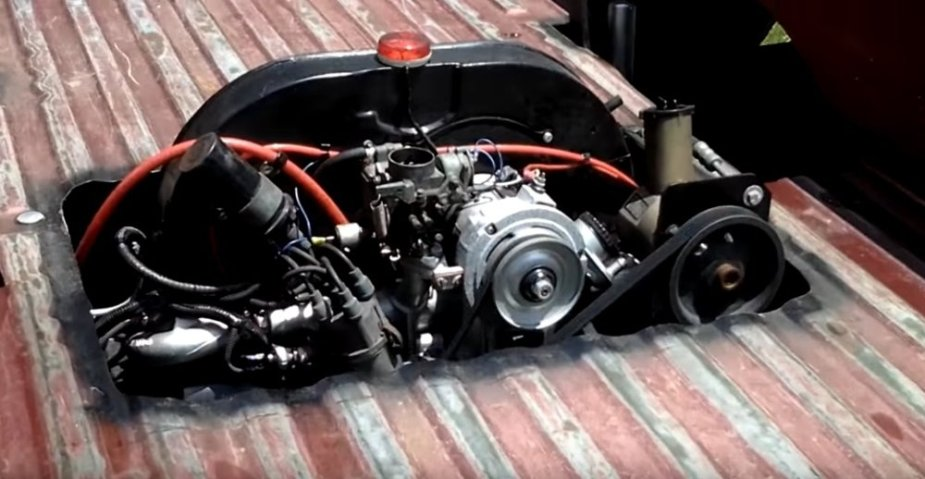 VW Engine in a F-150