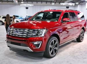 Ford-Trucks.com Ford Special Edition SUVs at 2018 Texas Auto Show