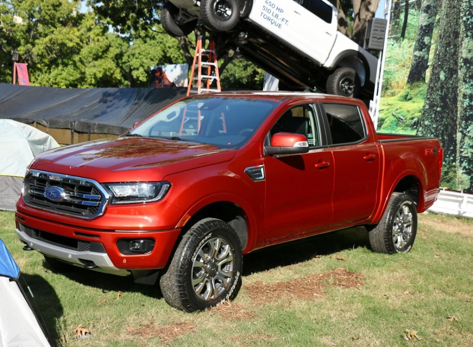 Ford-Trucks.com Ford Special Edition SUVs at 2018 Texas Auto Show 16