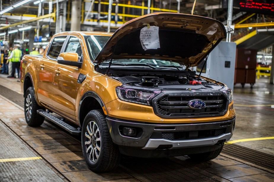 Ford Ranger Production Line