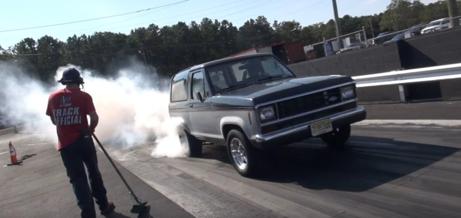 Bronco II Burnout