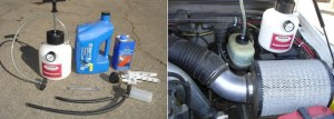 Ford Brake Fluid Change Items