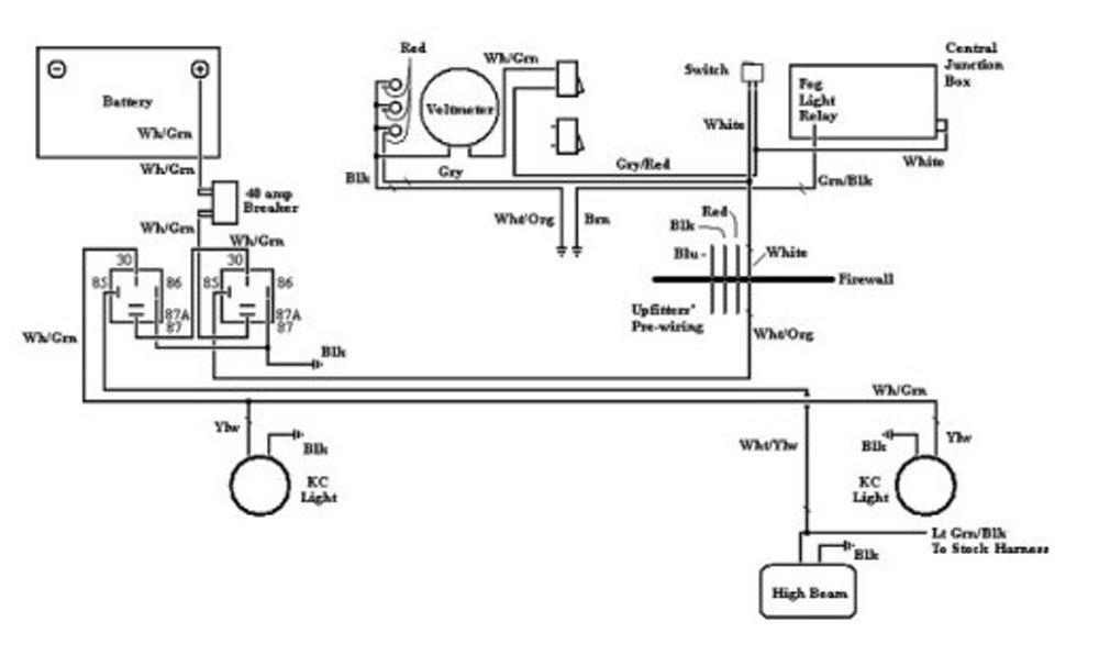 Incredible Truck Fog Lights Wiring Diagram Basic Electronics Wiring Diagram Wiring Digital Resources Sapredefiancerspsorg