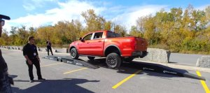 Ford Ranger FX4 Hanging Out