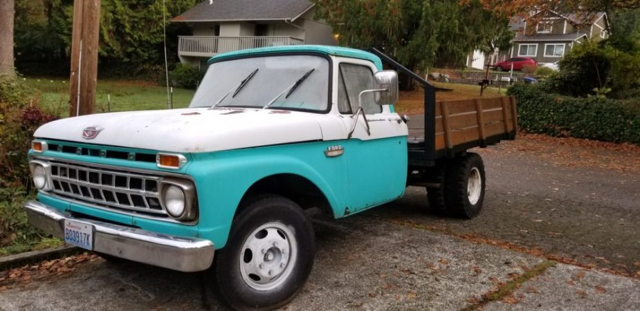 1965 Ford F-350