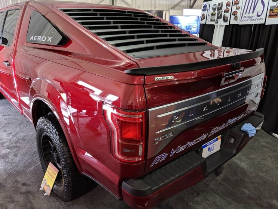 Transform Your 2015 through 2019 Ford F-150 into a Fastback