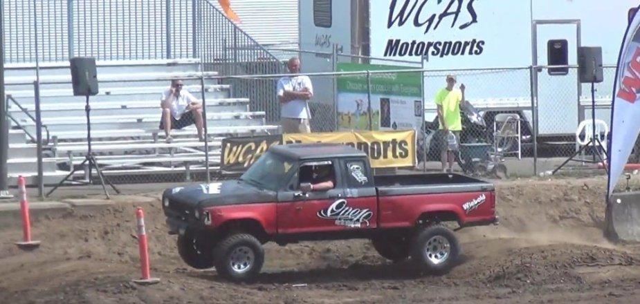Ford Ranger Tuff Truck Up