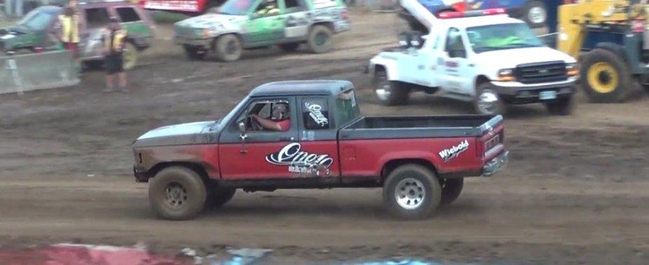 Ford Ranger Tuff Truck Level