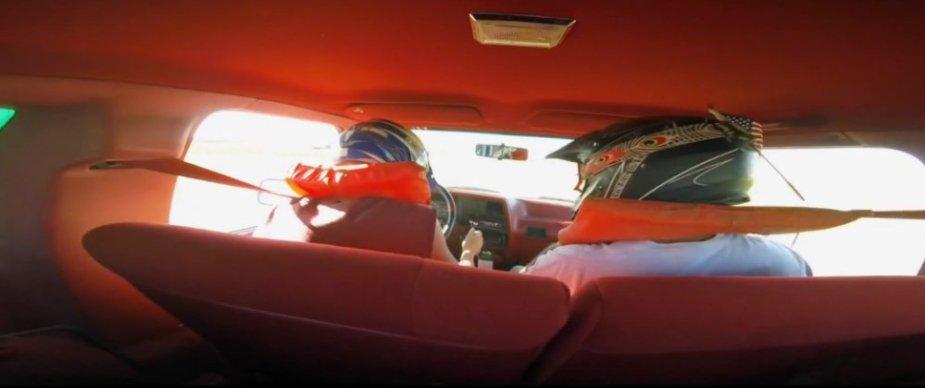Ford Ranger Jump Inside