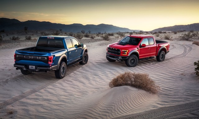 2019 Raptor SuperCab and SuperCrew