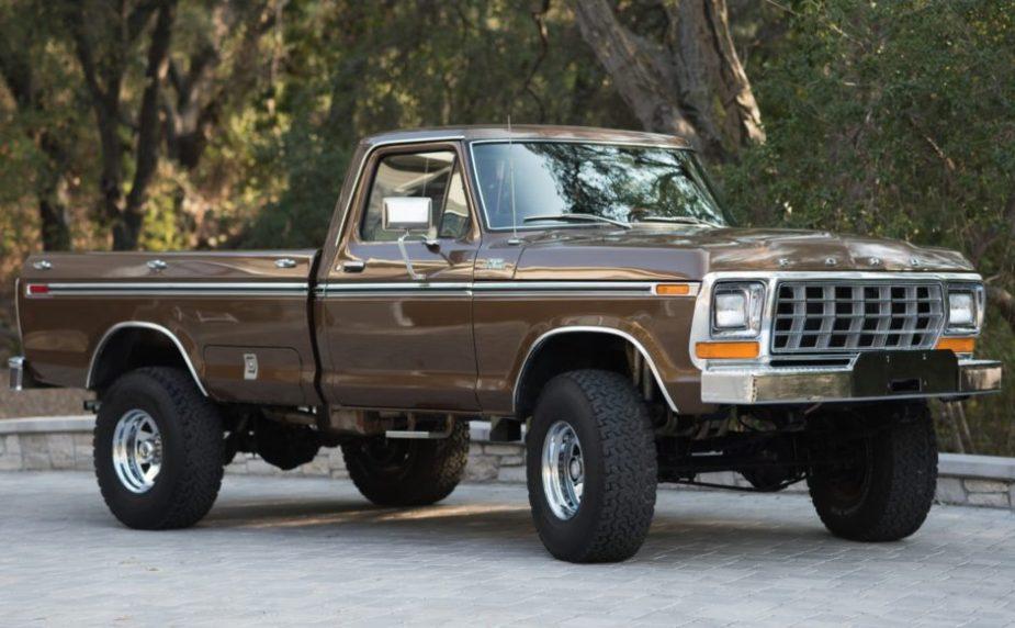 1979 Ford F250 4x4 Ranger