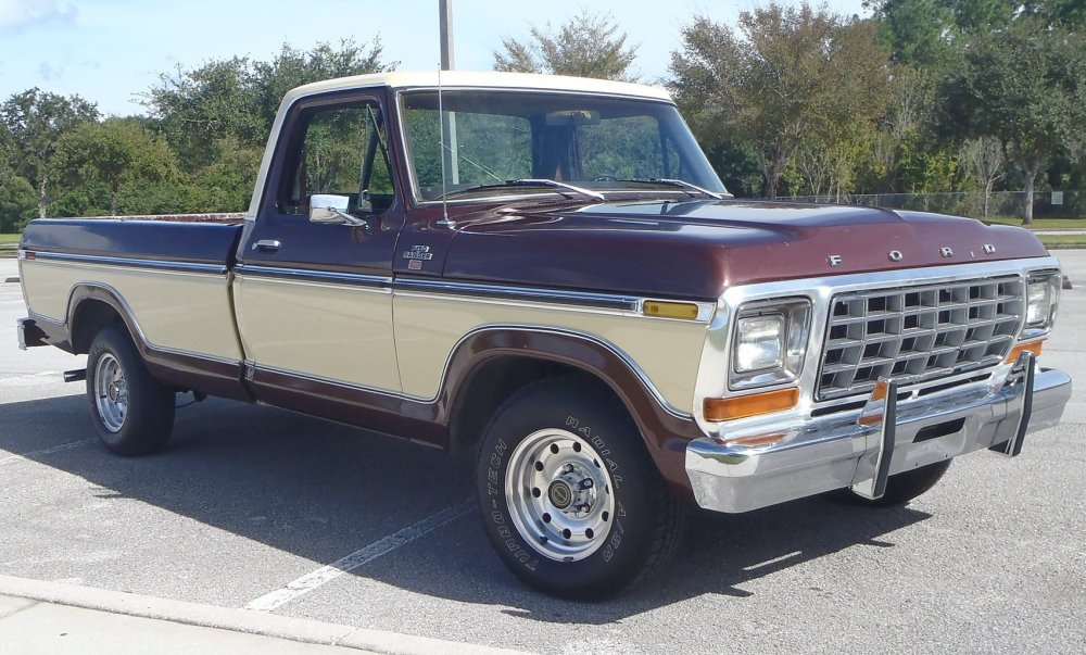 1978 Ford Truck >> 1978 Ford F 150 Ranger Looks Factory Fresh After 40 Years Of Work