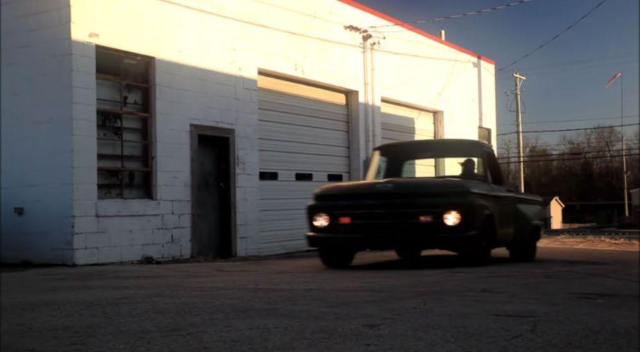 Devils Lettuce 1964 Ford F-100