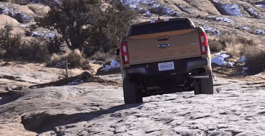 Ford-Trucks.com 2019 Ford Ranger Goes 1,100 Miles On- and Off-Road