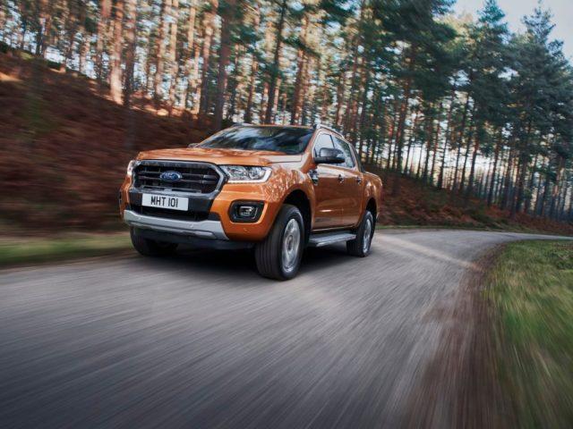 New 2019 Ford Ranger Wildtrak