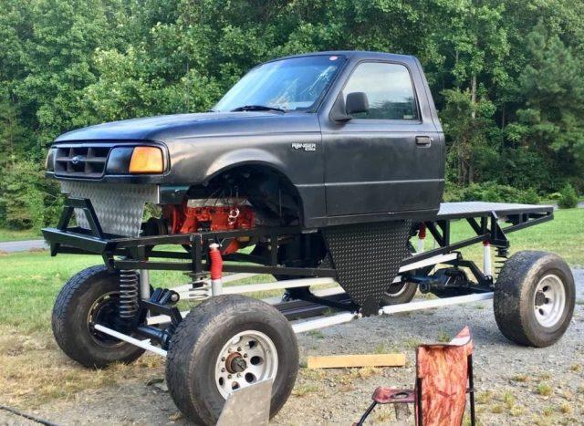 Seesaw Ford Ranger Disaster