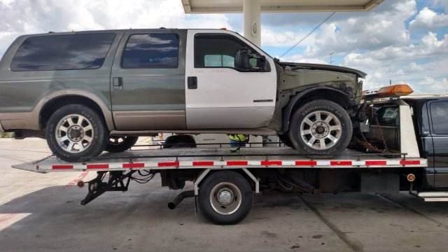 2000 Ford Excursion Part Out