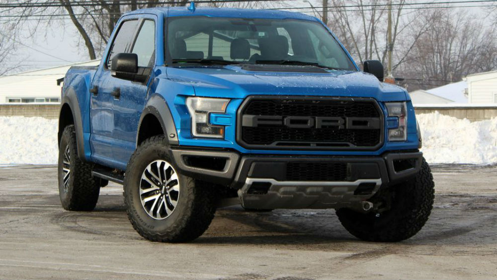 F-150 Raptor is 'the Off-road Truck that Does It All ...