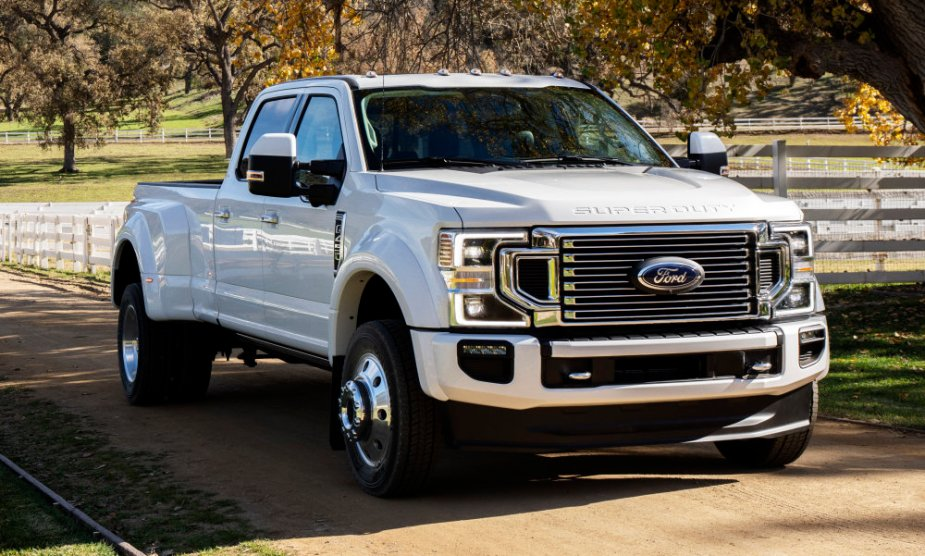 2020 Super Duty To Headline Ford's Utility-Heavy Chicago