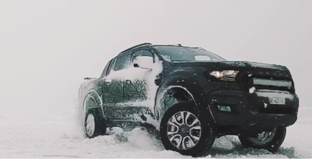 Fifth Wheel To Gooseneck >> Modern Ranger Drifting in the Swiss Snow: Freaky Friday