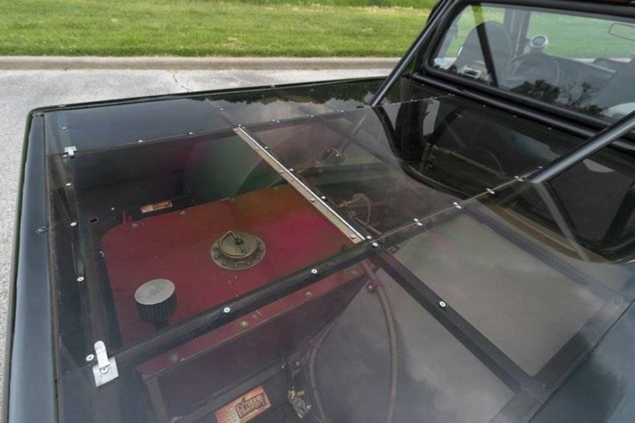 Race Ranger Bed Fuel Cell