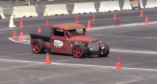 1933 Ford Truck Hot Rod