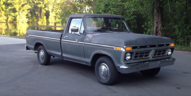 1977 Ford F-100 Dream Truck