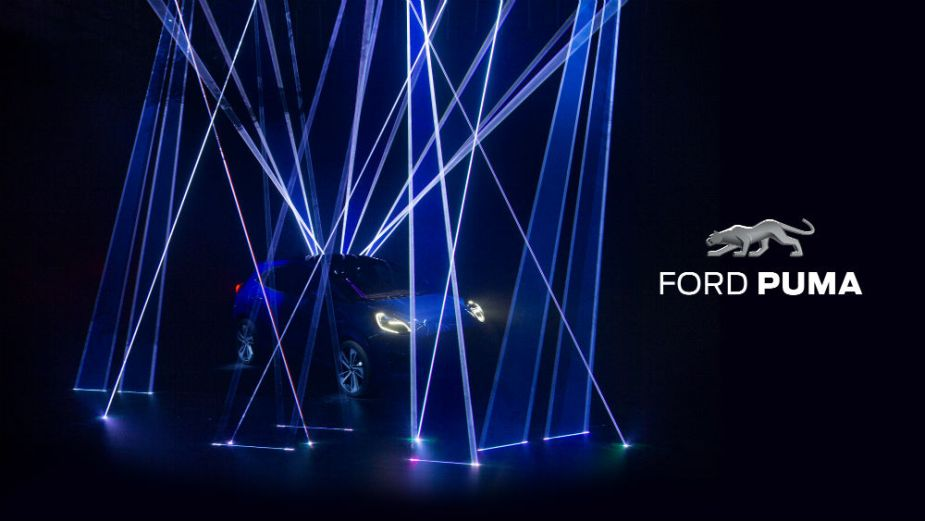 2020 Ford Puma Crossover