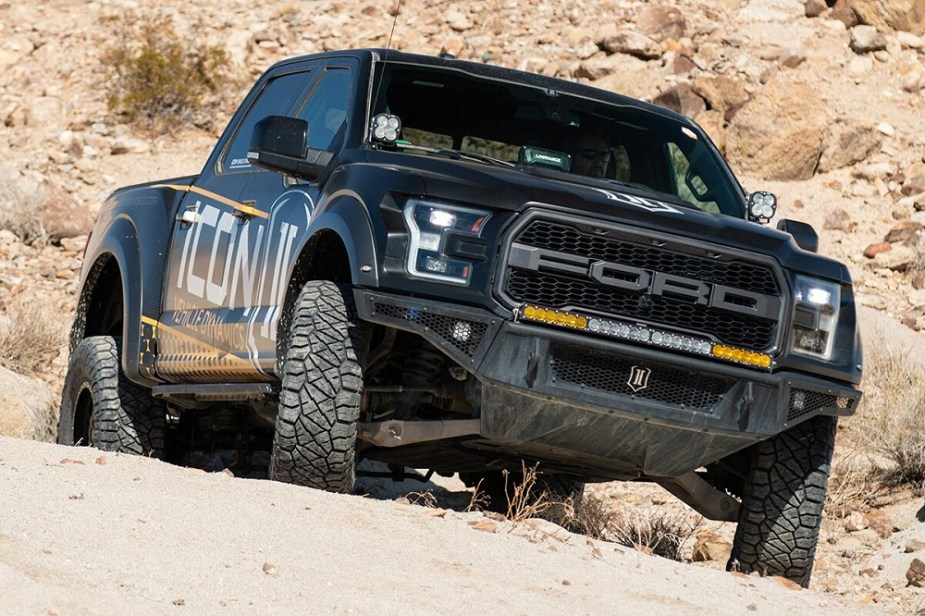 Ford Truck Enthusiast >> Icon Releases Off Road Armor For Second Gen Raptor Ford Trucks Com