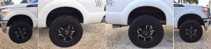 Fuel Wheels for Ford Super Duty