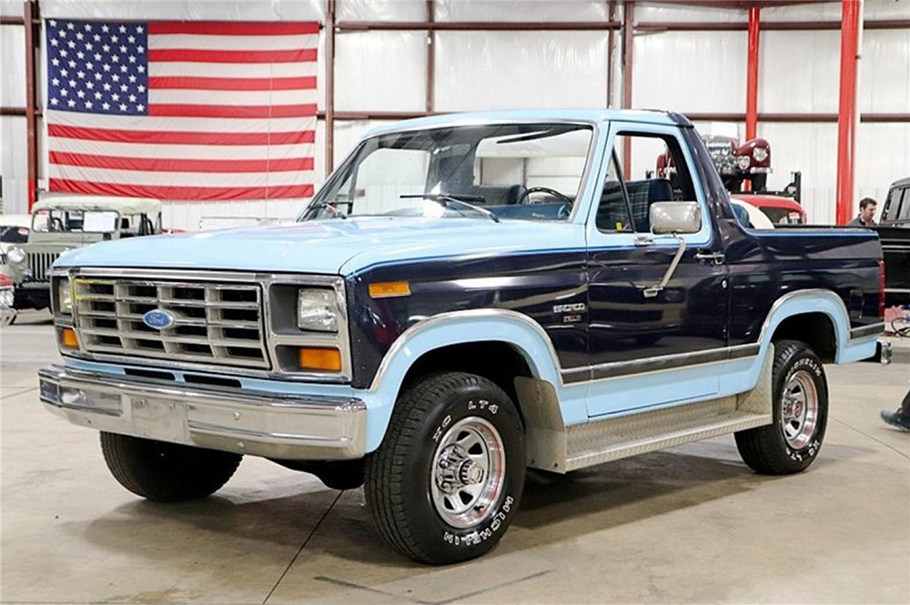 Classic Cruisers: 1983 Ford Bronco XLT is Bucking Wild