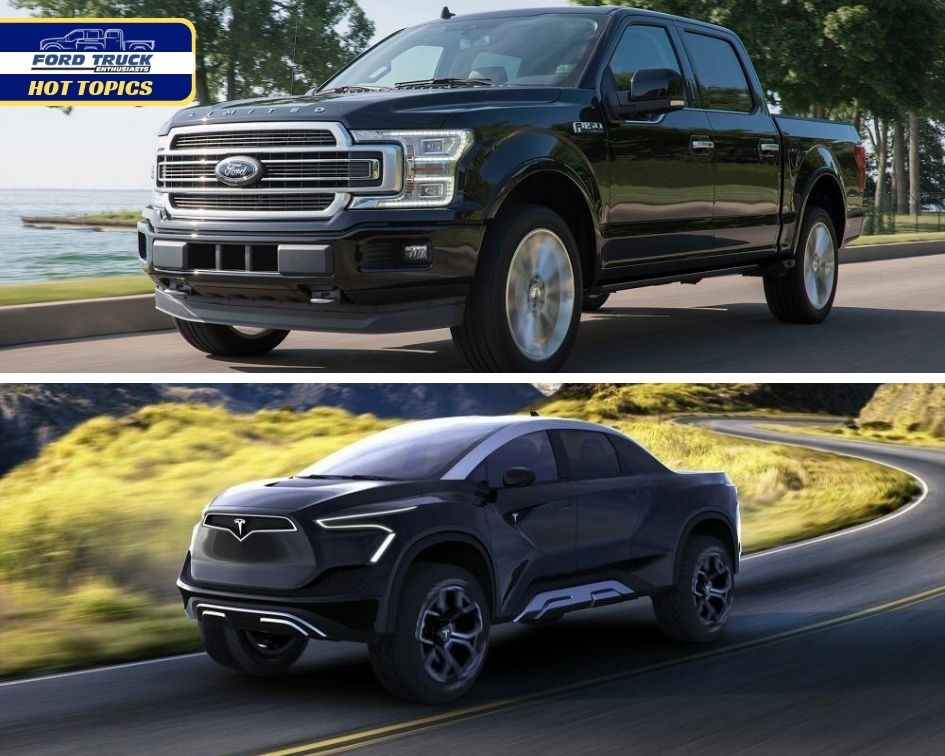 Elon Musk Says Tesla Truck Will Best F 150 We Re Still