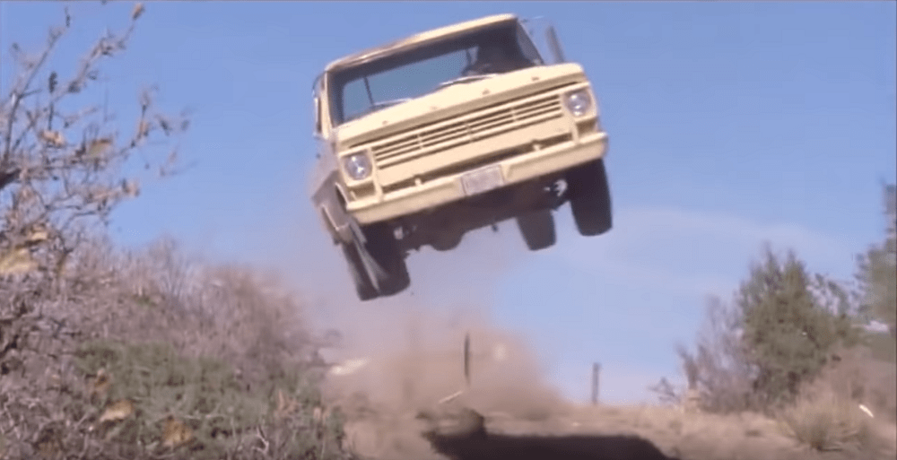 Fords On Film: 1968 Ford F-Series Scorched The Screen In