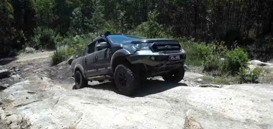 Ranger Wildtrak Off-Road