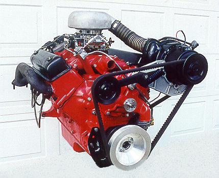 Ford 292 Engine Diagram Ford Y